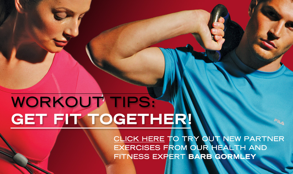 WIN A HIS AND HERS FITNESS ESSENTIALS PACK!